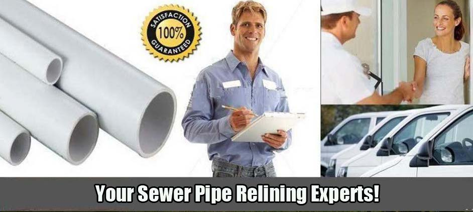 One Day Trenchless Sewer Pipe Lining